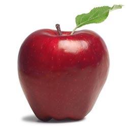 Ябълка (червена)