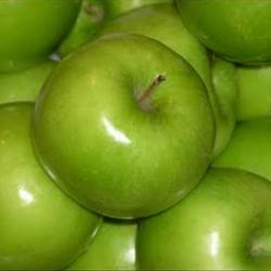 Ябълка (зелена, дребна)